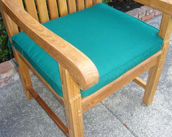Arm Chair Cushion - Toms Outdoor Furniture