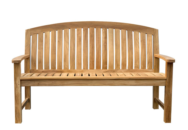 Glaser Teak Bench 5F - Toms Outdoor Furniture