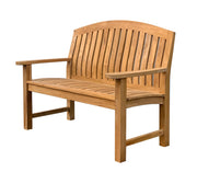 Glaser Teak Bench 4F - Toms Outdoor Furniture