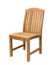 Glaser Teak Side Chair - Toms Outdoor Furniture