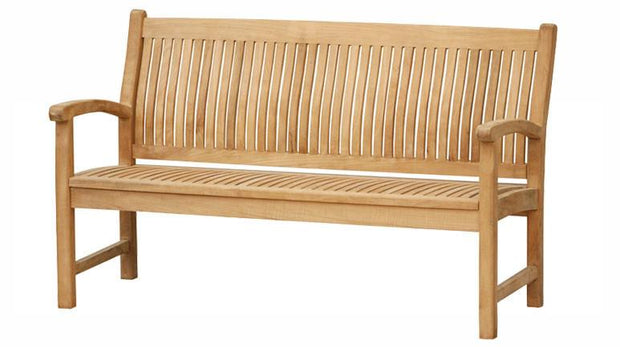 Marley Bench 5 feet - Toms Outdoor Furniture