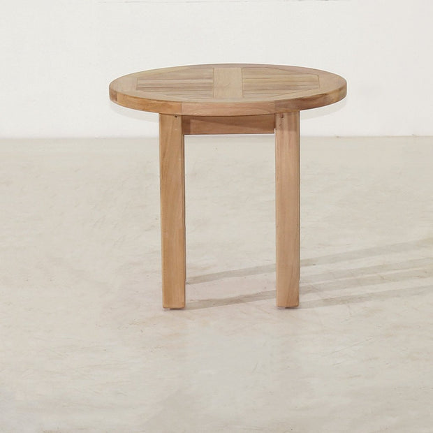 Round End Table - Toms Outdoor Furniture