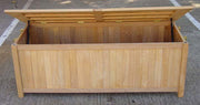 Roble Wood Storage Box - Toms Outdoor Furniture