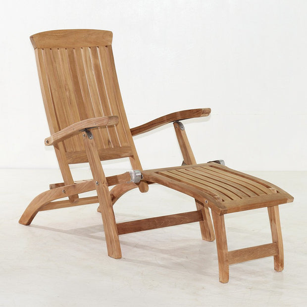 Titanic Teak Steamer - Toms Outdoor Furniture