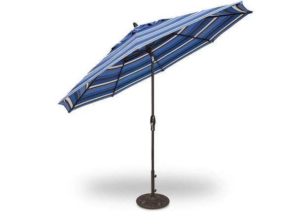 Market Umbrella 11' Auto Tilt - Toms Outdoor Furniture
