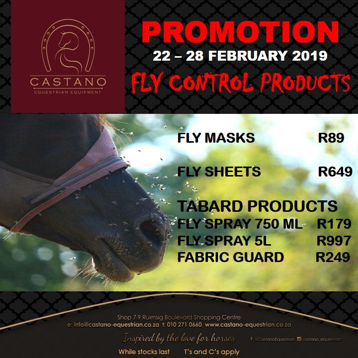 Fly Control Promotion