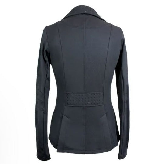 Show Jacket with Crystal Detail