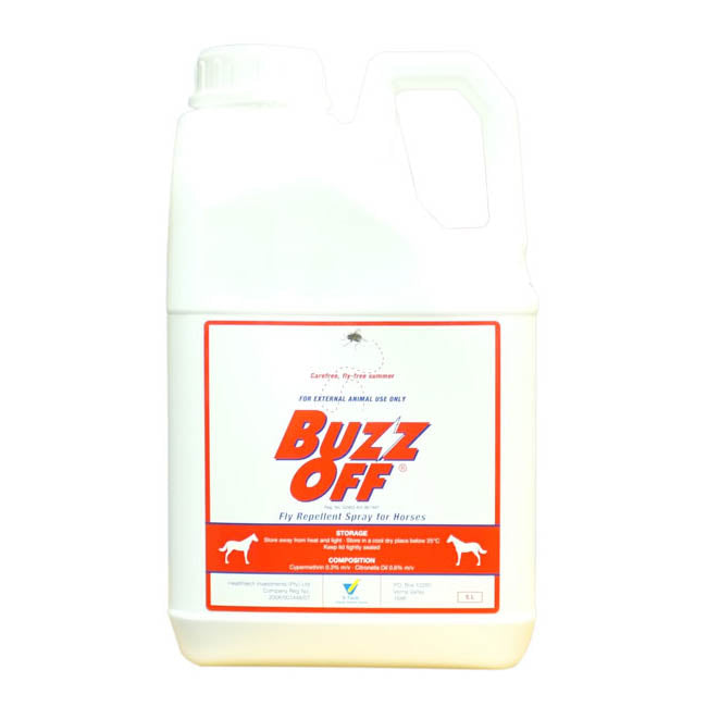 Buzz-Off Fly Spray