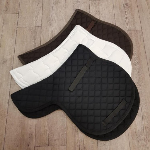 GP Shaped Quilted Numnah