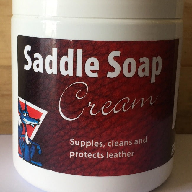 Leather Cleaner Glycerine Saddle Soap