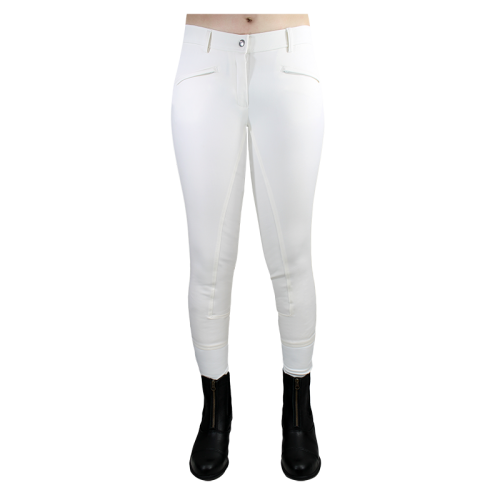 Bianca Breeches White