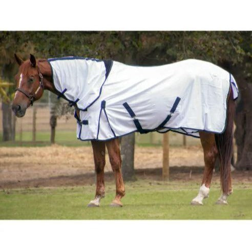 Nylon Fly Sheet with Neck