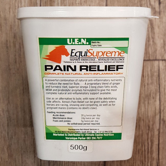 Pain Relief 500g