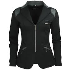 Competition Jacket Eve Black/Grey