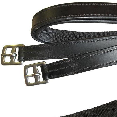 Nylon lined Stirrup Leathers