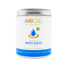 Load image into Gallery viewer, A88CBD - CBD Bath Salts - 150mg