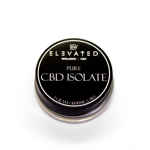Elevated Wellness CBD Isolate