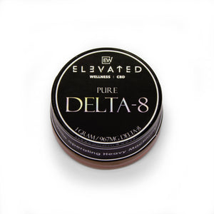 Elevated Wellness Delta-8 Pure Extract