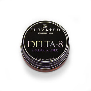 Elevated Wellness Delta-8 Terpene Infused Extract