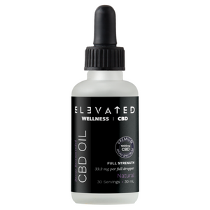 Elevated Wellness Tincture - Broad Spectrum