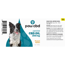 Load image into Gallery viewer, Paw CBD - Canine cbd oil - Elevated Wellness LLC