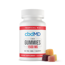 Load image into Gallery viewer, cbdMD - Gummies - Elevated Wellness LLC