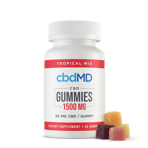 cbdMD - Gummies - Elevated Wellness LLC