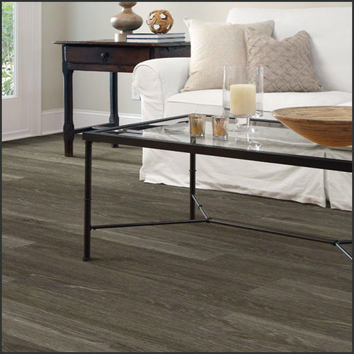 Shaw Floors All American Resilient Vinyl Flooring in Liberty, available at Standard Paint & Flooring.