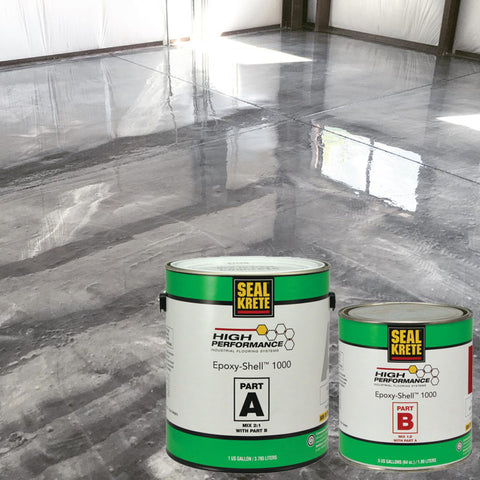 Shop Seal-Krete Epoxy Systems in Washington State at Standard Paint & Flooring.