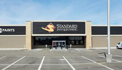 Standard Paint & Flooring Richland storefront.