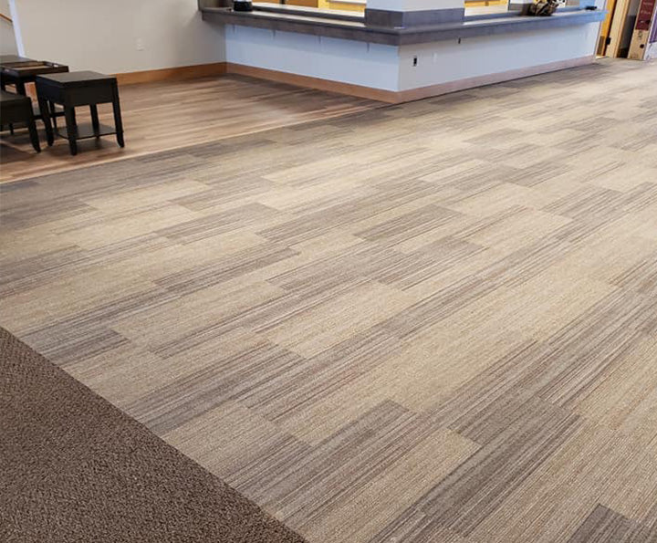 Shaw carpet available at Standard Paint & Flooring