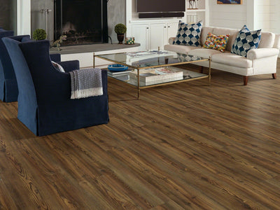 Room Image of Shaw Floors Rainier Resilient Residential Unit flooring in the color Royal Suite available at Standard Paint and Flooring.