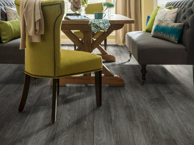 Room Image of Shaw Floors Legacy Resilient Residential Unit flooring in the color Pola available at Standard Paint and Flooring.