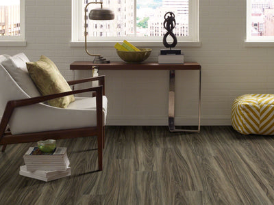 Room Image of Shaw Floors Legacy Plus Resilient Residential Unit flooring in the color Costa available at Standard Paint and Flooring.