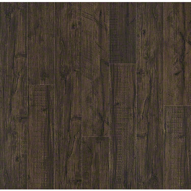 Product Sample of Shaw Floors Champion Plank Resilient Residential Unit flooring in the color First Place                    available at Standard Paint and Flooring.
