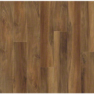 Product Sample of Shaw Floors Champion Plank Resilient Residential Unit flooring in the color Winners Circle                 available at Standard Paint and Flooring.