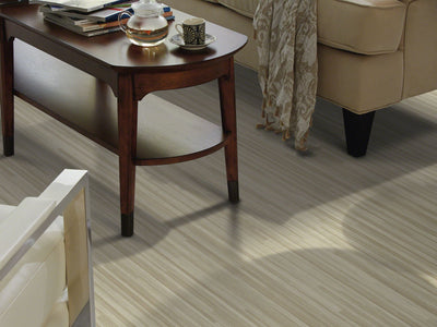 Room Image of Shaw Floors Cascades 12C Resilient Residential Roll flooring in the color Adams available at Standard Paint and Flooring.