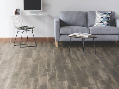 Room Image of Shaw Floors All American Resilient Residential Unit flooring in the color Liberty available at Standard Paint and Flooring.