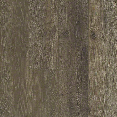 Product Sample of Shaw Floors Messina Hd Plus Resilient Residential Unit flooring in the color Baia Oak available at Standard Paint and Flooring.