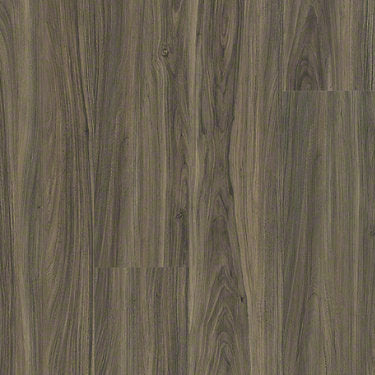 Product Sample of Shaw Floors Vigor 512G Plus Resilient Residential Unit flooring in the color Cinnamon Walnut available at Standard Paint and Flooring.