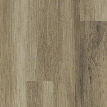 Product Sample of Shaw Floors Vigor 512G Plus Resilient Residential Unit flooring in the color Almond Oak available at Standard Paint and Flooring.