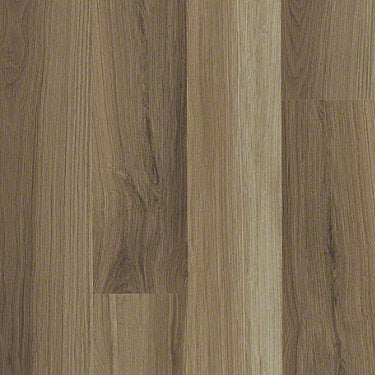 Product Sample of Shaw Floors Vigor 512G Plus Resilient Residential Unit flooring in the color Hazel Oak available at Standard Paint and Flooring.