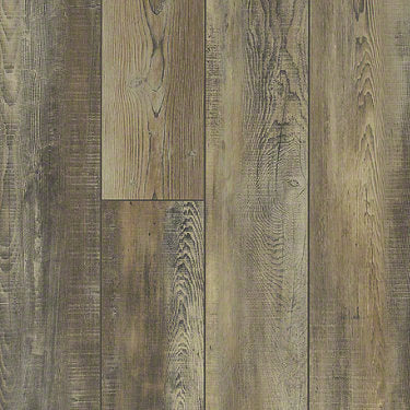 Product Sample of Shaw Floors Pantheon Hd Plus Resilient Residential Unit flooring in the color Saggio available at Standard Paint and Flooring.