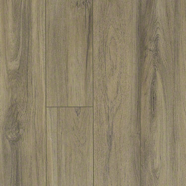 Product Sample of Shaw Floors Pantheon Hd Plus Resilient Residential Unit flooring in the color Fiano available at Standard Paint and Flooring.