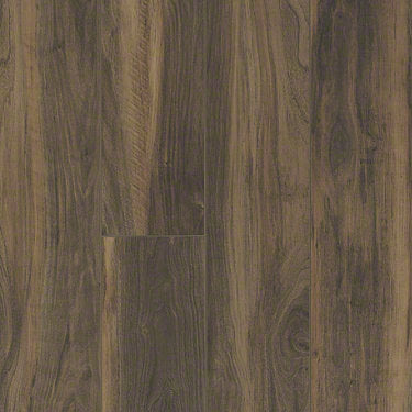 Product Sample of Shaw Floors Pantheon Hd Plus Resilient Residential Unit flooring in the color Terreno available at Standard Paint and Flooring.