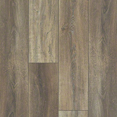 Product Sample of Shaw Floors Pantheon Hd Plus Resilient Residential Unit flooring in the color Sorrento available at Standard Paint and Flooring.