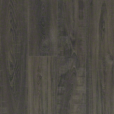 Product Sample of Shaw Floors Pantheon Hd Plus Resilient Residential Unit flooring in the color Onice available at Standard Paint and Flooring.