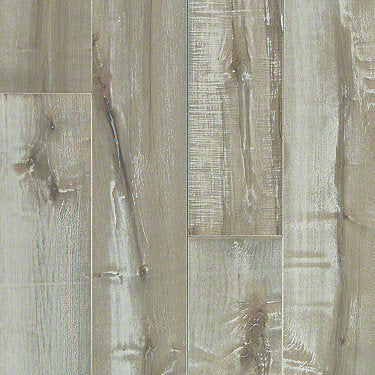 Product Sample of Shaw Floors Hayden Hickory Hardwood  flooring in the color Celestial available at Standard Paint and Flooring.