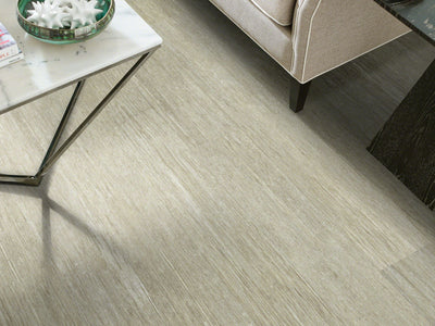 Room Image of Shaw Floors Sustain 12 Mil Resilient Residential Unit flooring in the color Rye available at Standard Paint and Flooring.