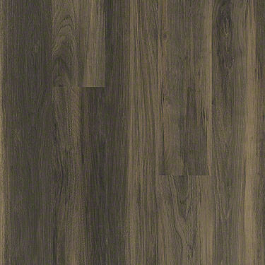 Product Sample of Shaw Floors Sustain 12 Mil Resilient Residential Unit flooring in the color Amaranth available at Standard Paint and Flooring.
